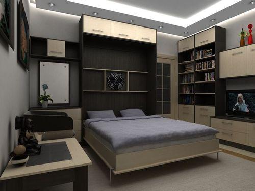 Выбираем механизм для шкафа-кровати