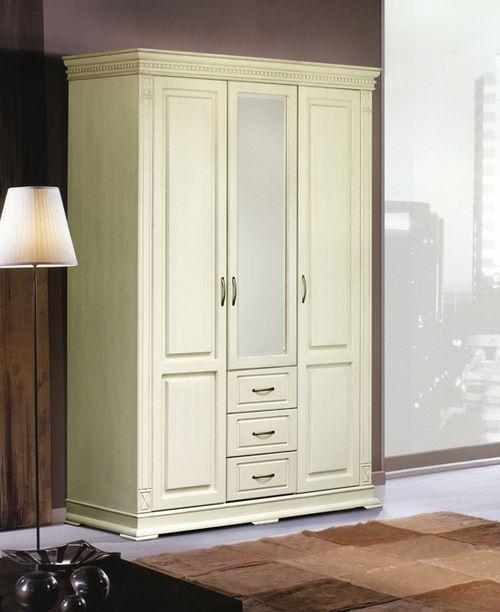 Выбираем белый шкаф в спальню
