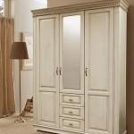 Большие белые шкафы в спальне: фото варианты