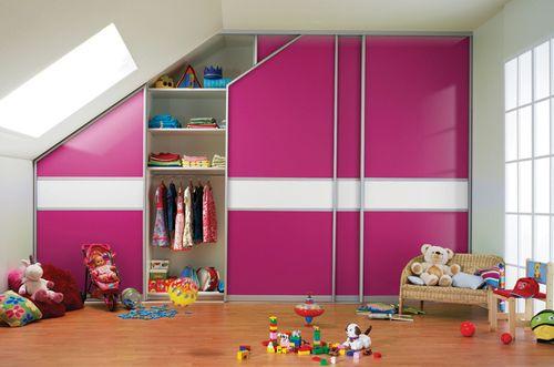 Выбираем детский шкаф