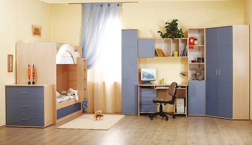 Мебель в спальне подростка