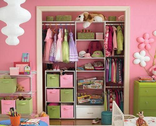 Мебель в детской комнате
