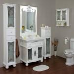 Выбираем шкафы для ванной в Икеа