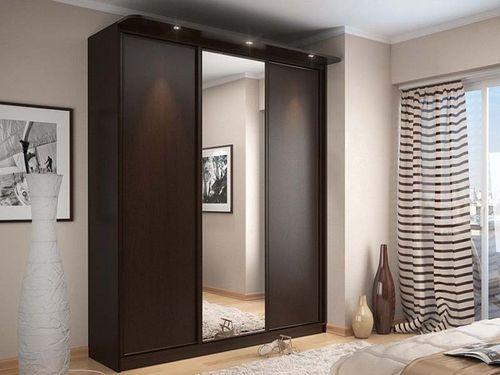 Выбираем шкаф купе 3 двери