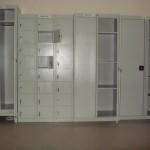 Металлические секционные шкафы для одежды: советы по выбору