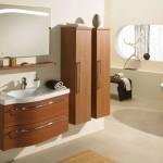 Навесной шкаф для ванной комнаты: фото подборка