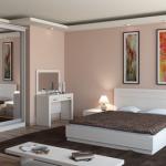 Как подобрать шкаф-купе в спальню: фото варианты