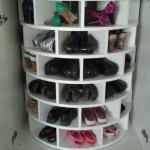 Как выбрать шкаф для обуви в прихожую: фото вариантов