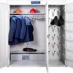Шкаф для сушки одежды и обуви: виды, советы по выбору