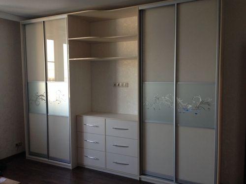 Дизайн шкафа в спальную