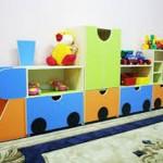 Как выбрать шкафы для детского сада
