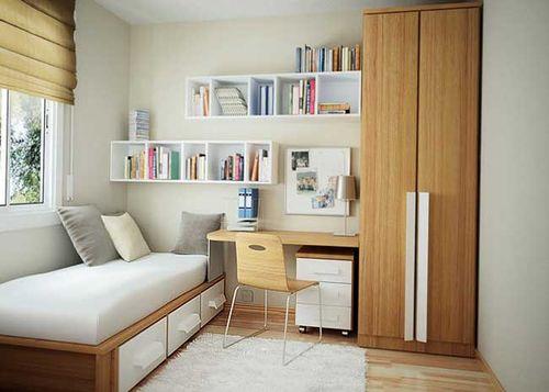 Выбираем шкаф в маленькую спальню