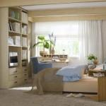 Шкафы для маленькой спальни: советы дизайнера