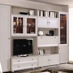 Шкафы стенки для гостиной: советы по выбору