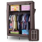 Тканевые шкафы для хранения одежды и белья: удобно и практично