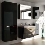 Зеркальный шкаф для ванной: расширяем пространство
