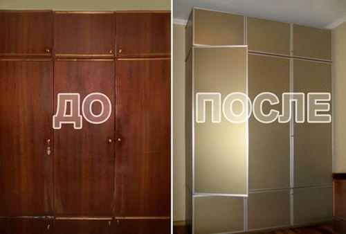 Как обновить старую стенку своими руками фото фото 978