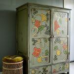 Как из старого шкафа сделать новый и современный?