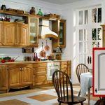 Какие типовые размеры кухонных шкафов