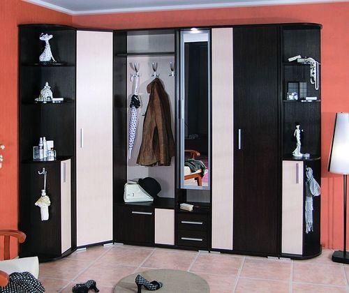 Выбираем шкаф в коридор