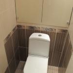Как сделать сантехнический шкаф в туалет