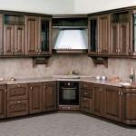 Какая высота для кухонных шкафов оптимальна