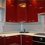 Каким могут быть верхние кухонные шкафы