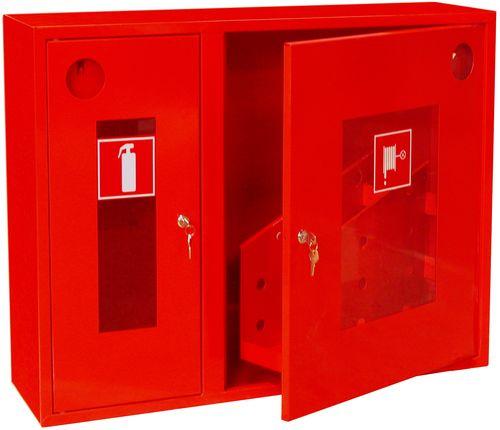 Выбираем пожарный шкаф