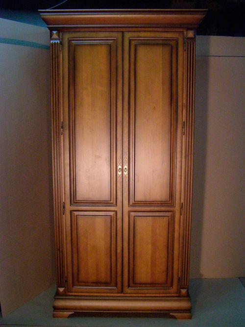 Шкаф из дерева своими руками фото