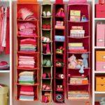 Советы как компактно сложить вещи в шкафу