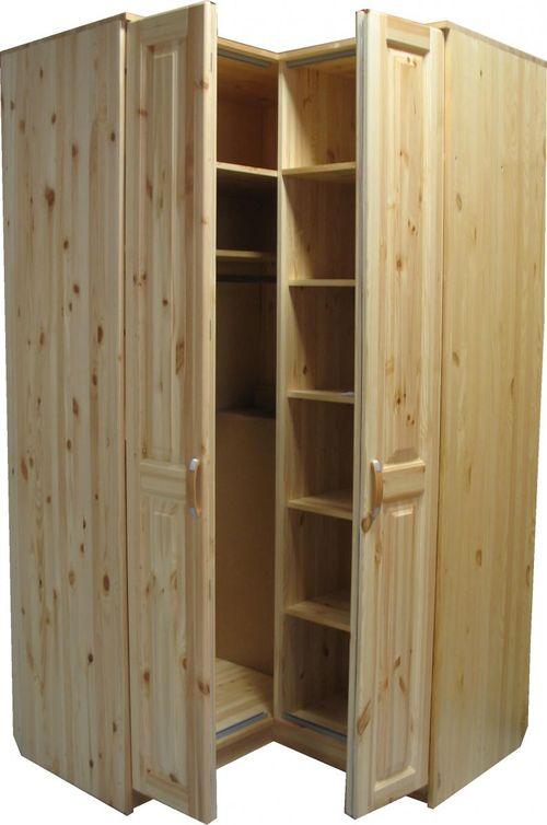 Шкаф-купе для дачи
